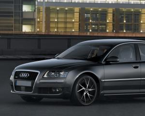Luxury Audi A8