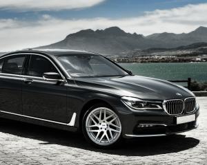 Luxury BMW 7 Series