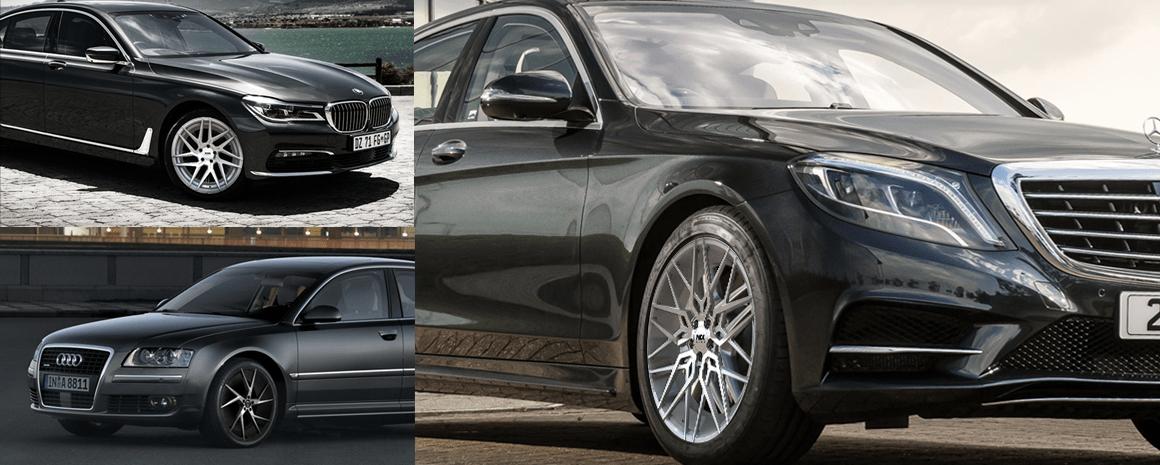 full-size luxury sedans ranked